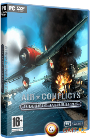 Air Conflicts: Pacific Carriers v 1.0 (2012/CRACK)