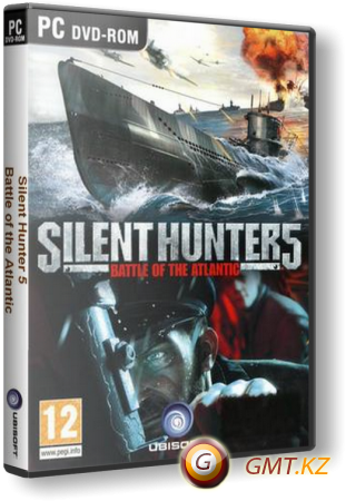 Silent Hunter 5: Battle of the Atlantic (2010/RUS/RePack от R.G. ReCoding)
