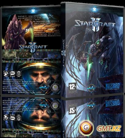 StarCraft II: Wings of Liberty - Diamond Edition (2010/RUS/RePack �� cdman)