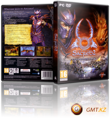 Sacred 2 Gold Fallen Angel + Ice And Blood (2010/RUS/RePack �� Fenixx)