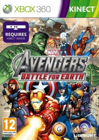 Marvel Avengers: Battle for Earth (2012/ENG/Демо/XBOX360)