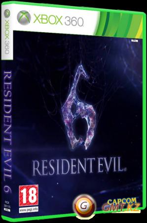 Resident Evil 6 (2012/RUS/GOD)