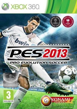 Pro Evolution Soccer 2013 (2012/RUS/PAL/LT+ 3.0/L)