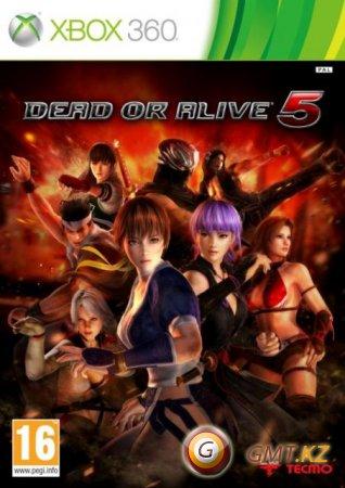 Dead or Alive 5 (2012/ENG/PAL/LT+ 3.0/XGD3)