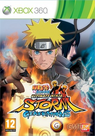 Naruto Shippuden: Ultimate Ninja Storm Generations (2012/ENG/PAL/LT+ v2.0)