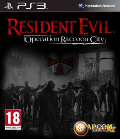 Resident Evil: Operation Raccoon City (2012/RUS/PS3)