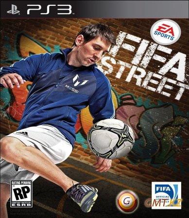 FIFA Street (2012/ENG/EUR/3.55)