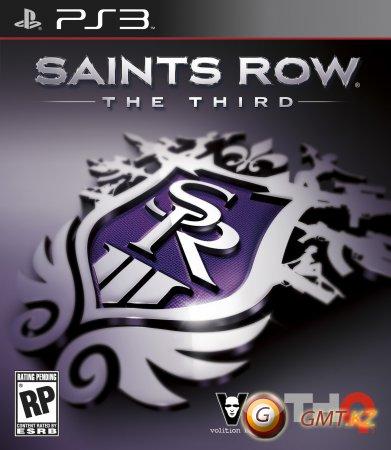 Saints Row: The Third (2011/RUS/EUR/3.55 Kmeaw)
