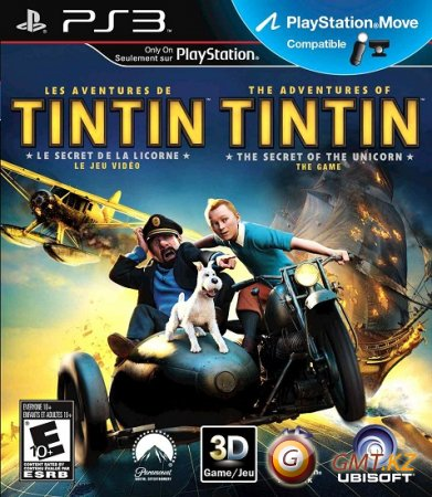 The Adventures of Tintin: The Secret of the Unicorn (2011/ENG/FULL/3.55)