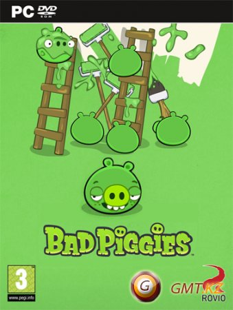 Bad Piggies (2012/RUS/Лицензия)