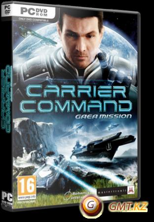 Carrier Command.Gaea Mission.v 1.2.0034  (2012/RUS/ENG/Repack от Fenixx)