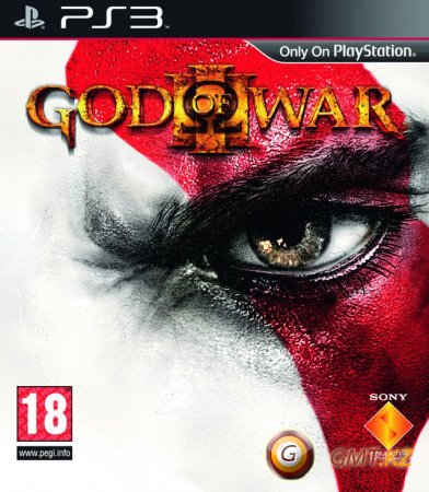 God of War III (2010/RUS/ENG/RIP/PAL)