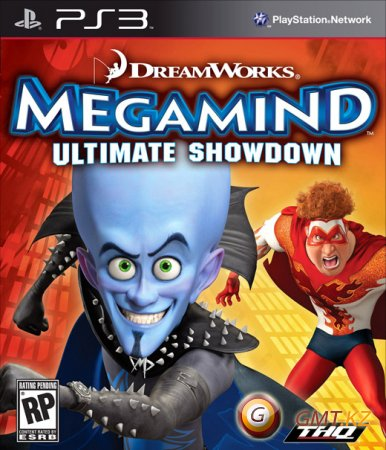 Megamind: Ultimate Showdown (2010/ENG/FULL)