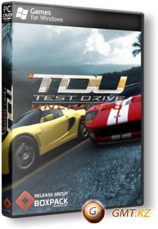 Test Drive Unlimited Gold (2007/RUS/RePack от R.G.Recoding)
