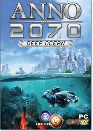 Anno 2070: Deep Ocean Expansion (2012/ENG/Лицензия/Addon)