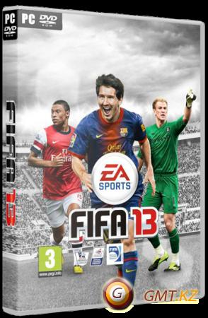 FIFA 13 (2012/Профессиональный/Текст+Звук)
