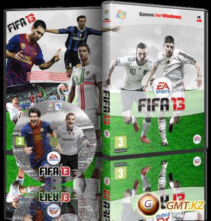 FIFA 13 v.1.7.0.0 + DLC (2012/RUS/RePack от Fenixx)