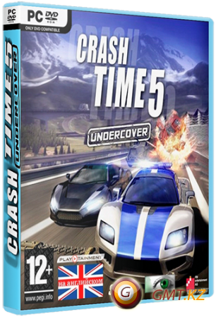 Crash Time 5: Undercover (2012/RUS/ENG/RePack �� Audioslave)