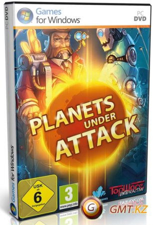 Planets Under Attack (2012/RUS/ENG/Пиратка)