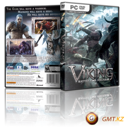 Viking: Battle for Asgard (2012/RUS/ENG/RePack от R.G. Механики)
