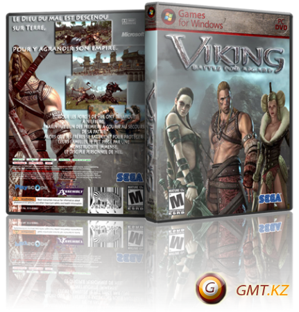 Viking: Battle for Asgard v 1.0u1 (2012/RUS/ENG/ENG/RePack �� Fenixx)