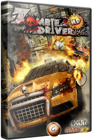 Zombie Driver HD (2012/ENG/RePack от SEYTER)