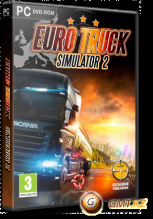 Euro Truck Simulator 2 v.1.15.1.1s (2012/RUS/UKR/RePack)