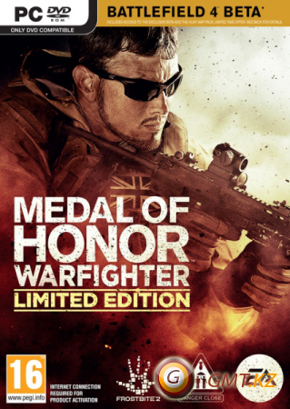 Medal of Honor Warfighter (2012/RUS/ENG/Crack by 3DM v.3.0)
