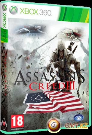 Assassin's Creed 3 (2012/RUS/LT+3.0/XGD3/Region Free)