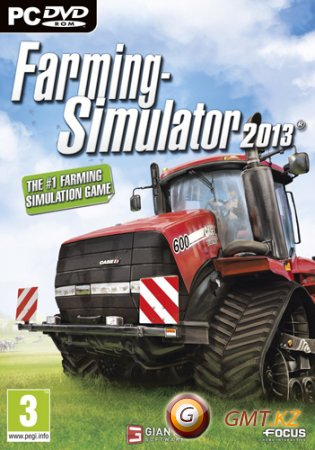 Farming Simulator 2013 (2012/ENG/Лицензия)
