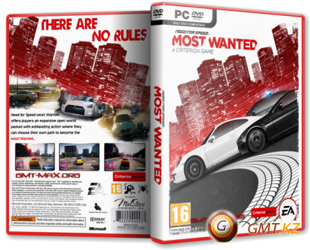 Need for Speed Most Wanted: Limited Edition (2012/RUS/ENG/RePack �� R.G. Games)