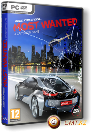 Need for Speed: Most Wanted Limited Edition v.1.5.0.0 + DLC (2012/RUS/RePack от xatab)