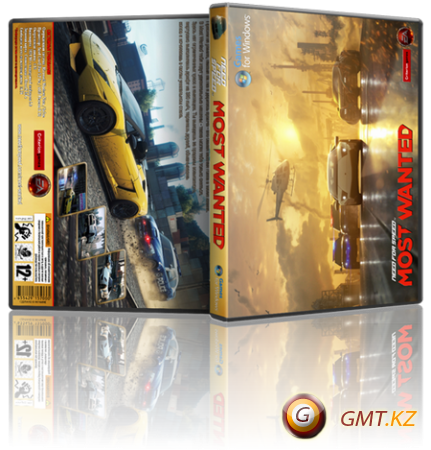 Need For Speed Most Wanted 2012 Limited Edition + 3 DLC (2012/RUS/RePack от Fenixx)