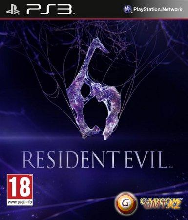 Resident Evil 6 (2012/RUS/FULL/3.55)