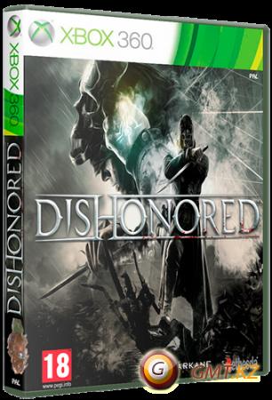 Dishonored (2012/RUS/XGD3/LT+2.0/PAL)