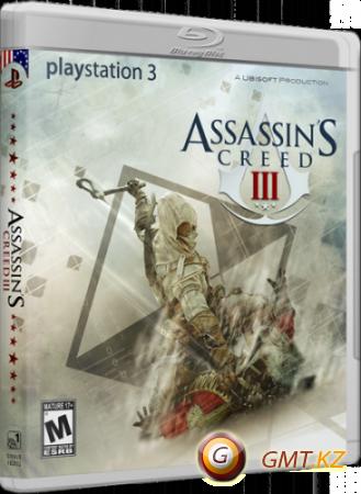 Assassin's Creed 3 (2012/RUS/FULL/3.41/3.55/CFW 4.21/DEX)