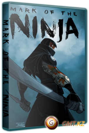 Mark Of The Ninja v.1.0.7993 (2012/RUS/ENG/RePack �� R.G. ��������)