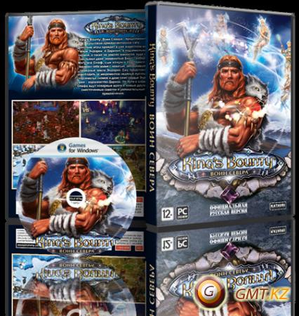 King's Bounty Warriors Of The North v1.3.1.6280 + DLC (2012/RUS/Repack �� Fenixx)