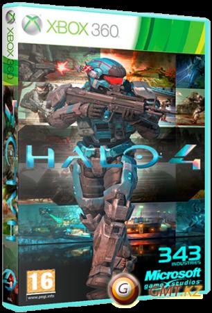 Halo 4 (2012/RUS/XGD3/LT+ 2.0)Region Free)