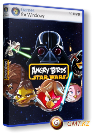Angry Birds Star Wars (2012/ENG/Пиратка)