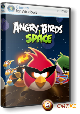 Angry Birds Space v 1.3.1 (2012/ENG/Лицензия)