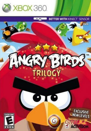 Angry Birds Trilogy (2012/ENG/XGD2/LT+ 1.9/Region Free)