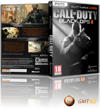 Call of Duty: Black Ops 2 - Digital Deluxe Edition (2012/RUS/RePack от =Чувак=)