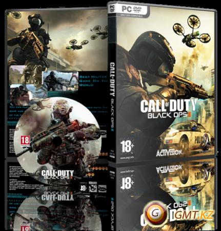 Call of Duty: Black Ops 2 Digital Deluxe Edition v.1.0.0.1 (2012/RUS/RePack от Fenixx)