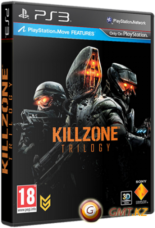 Killzone Trilogy (2012/ENG/USA/4.30 CFW/Лицензия)