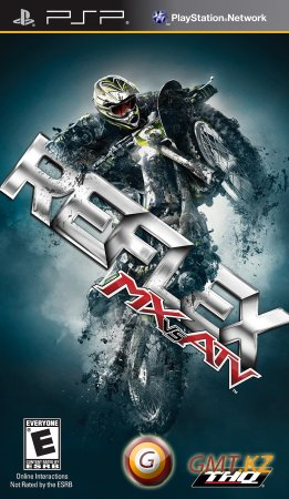 MX vs. ATV: Reflex (2009/ENG/ISO)
