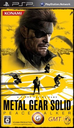 Metal Gear Solid: Peace Walker (2010/ENG/ISO/Patched)