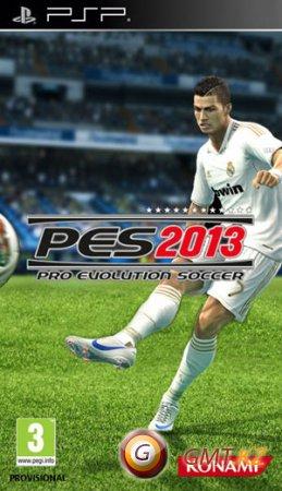 Pro Evolution Soccer 2013 (2012/RUS/ISO)