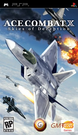 Ace Combat X: Skies of Deception (2006/RUS/ISO)