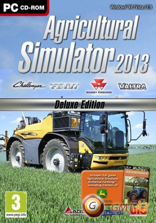 Agricultural Simulator 2013 (2012/ENG/Лицензия)